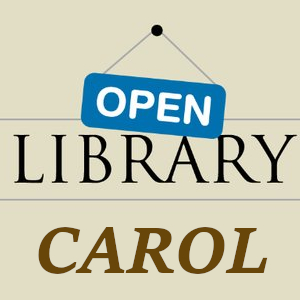 Cross Assistant Reading for Open Library (CAROL) logo